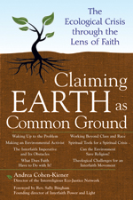 Claiming Earth full cover